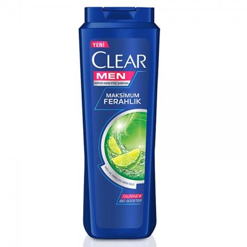 Clear Men Şampuan Duş Ferahlığı  600 ml