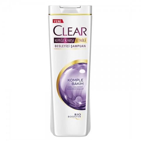 Clear Şampuan Komple Bakım 600 ml