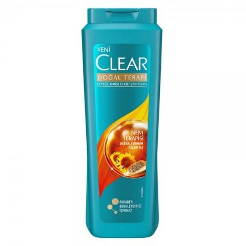 Clear Şampuan Nem Terapisi 500 ml