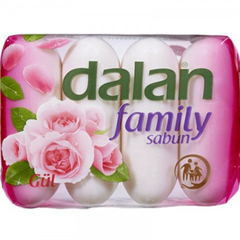 Dalan Family Sabun Gül 70 Gr