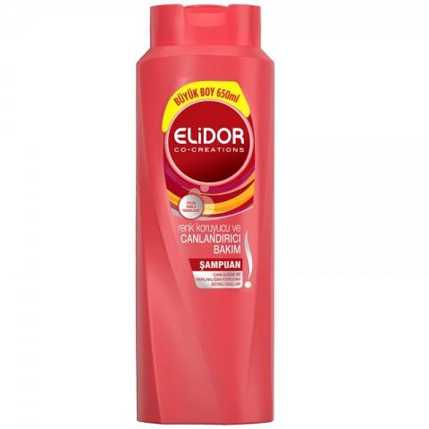 Elidor Şampuan Renk Koruyucu 650 ml