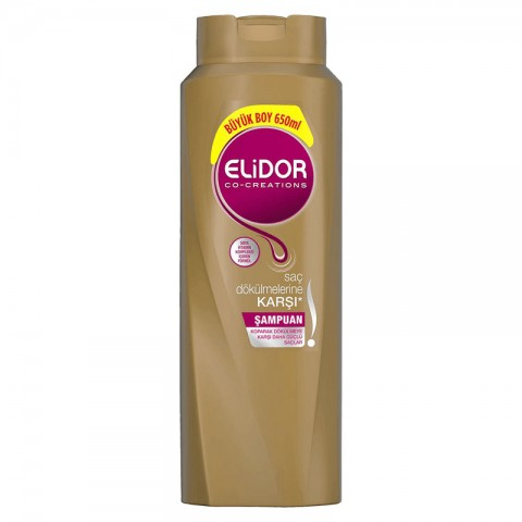 Elidor Şampuan Saç Dökülmelerine Karşı 650 ml