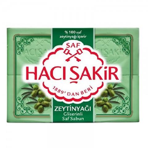 Hacı Şakir Banyo Sabun Gliserin Zeytinyağlı 600 gr