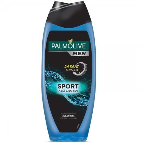 Palmoiıve Duş Jeli Men Vücut Ve Saç 500 ml