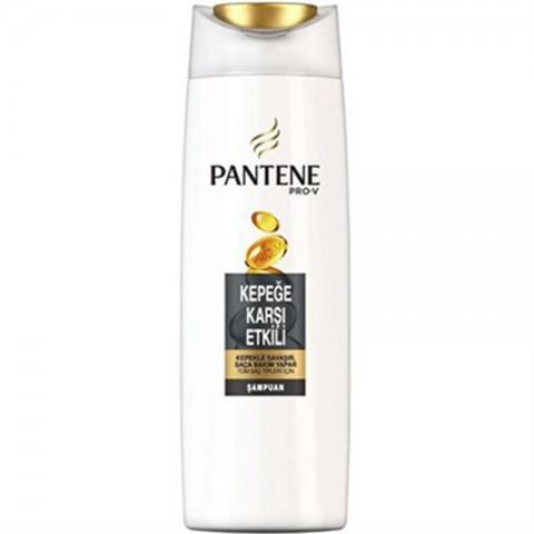 Pantene Şampuan Kepeğe Karşı 500 Ml