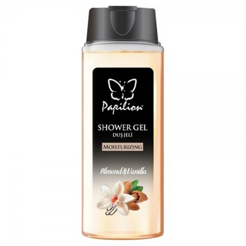 Papilion Duş Jeli Vanilya Badem 400 ml