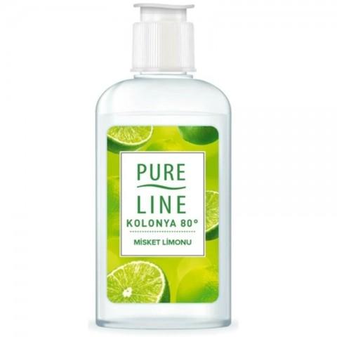 Pureline Kolonya Limon 80° 250ml