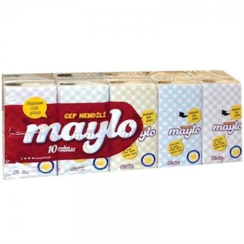 Maylo Cep Mendil 10'lu