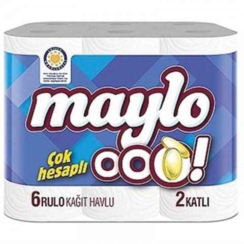Maylo Ooo! Kağıt Havlu 6'lı