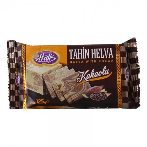 Halis Helva Kakaolu 125 Gr