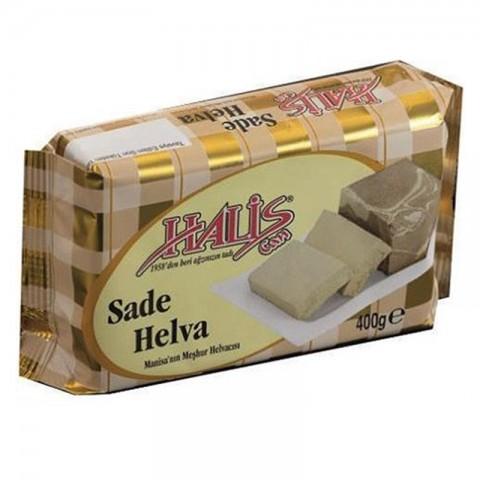 Halis Helva Sade 400 Gr