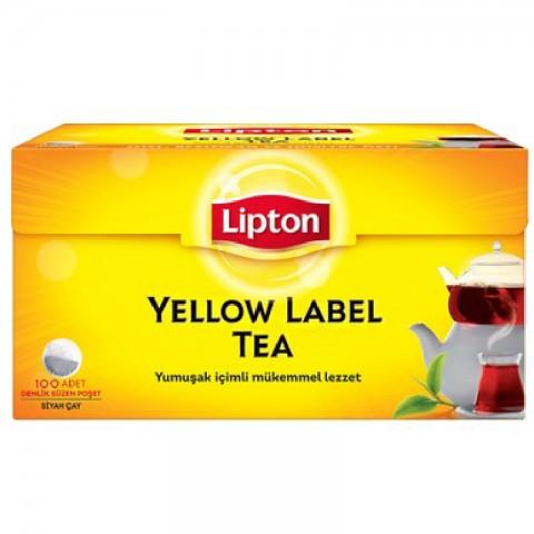 Lipton Yellow Label Demlik...