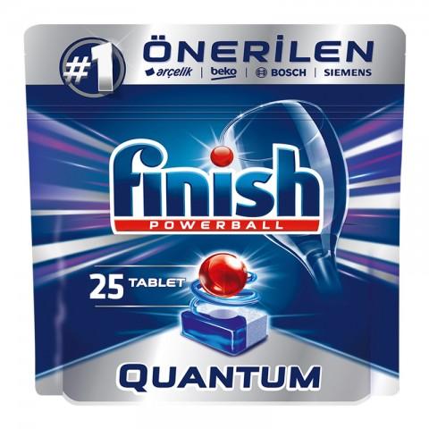 Finish Quantum Tablet 25'li