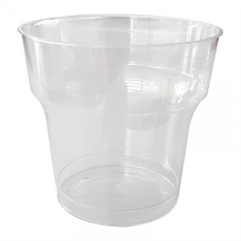 Plastik Bardak Cup Sert 25'li