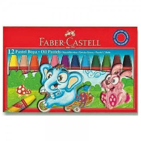 Faber Pastel 12'li