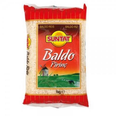 Baktat Baldo Pirinç Paket 1 Kg