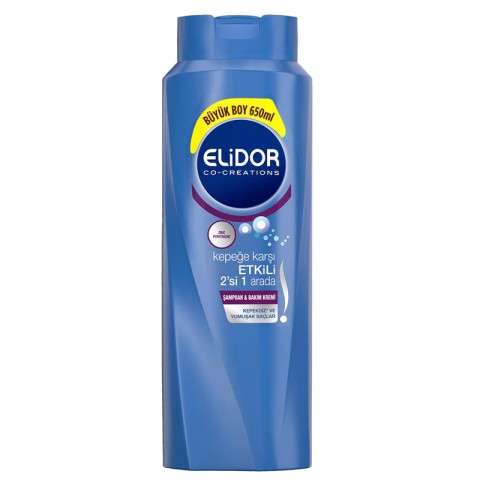 Elidor Şampuan Kepek 2'si 1...
