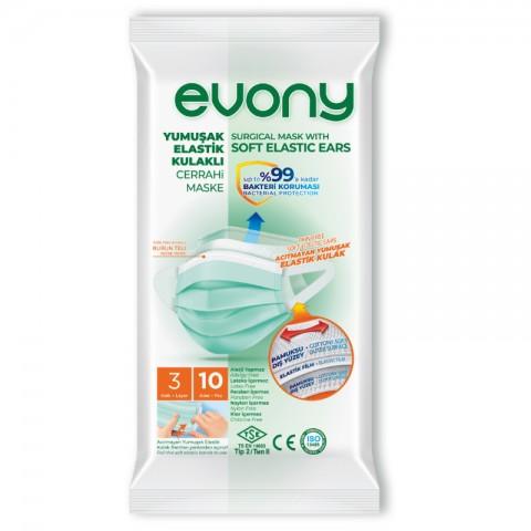 Evony Maske 10'lu