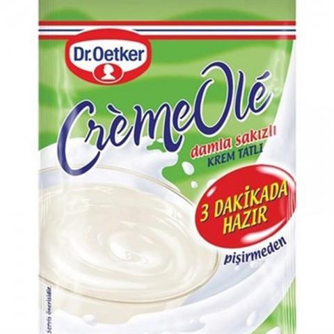 Dr.Oetker Cremeole Damla Sakızlı