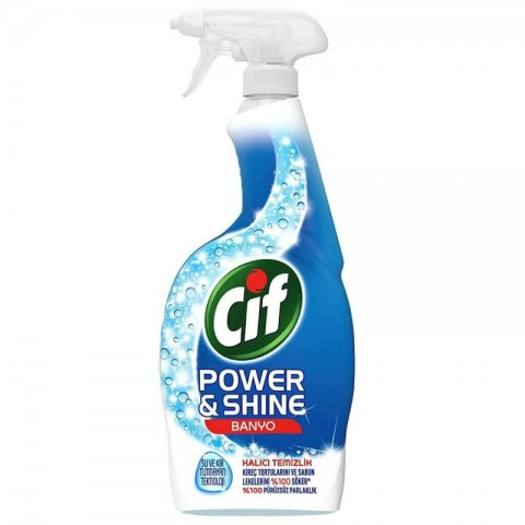 Cif Sprey Power&Shine Banyo...