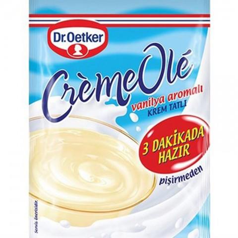 Dr.Oetker Cremeole Vanilya Aromalı 110 Gr