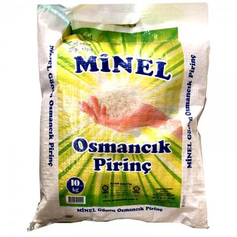 Minel Osmancık Pirinç 10 Kg