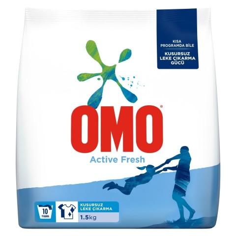 Omo Active Fresh Beyazlar...