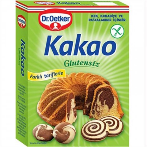 Dr.Oetker Glutensiz Kakao 70 Gr