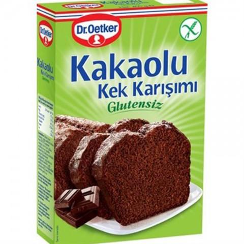 Dr.Oetker Glutensiz Kakaolu Kek Karışımı 400 Gr