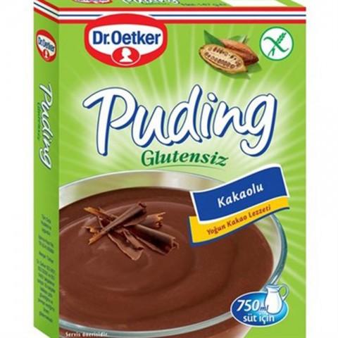 Dr.Oetker Glutensiz Puding Kakaolu 147 Gr