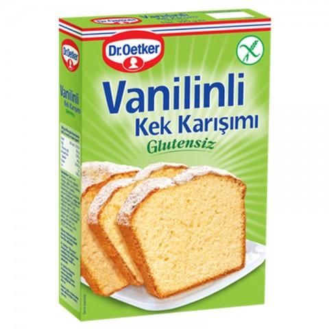 Dr.Oetker Glutensiz Vanilinli Kek Karışımı 390 Gr