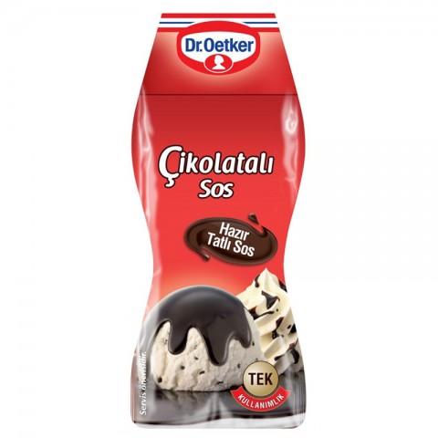 Dr.Oetker Hazır Sos Çikolatalı 50 Gr