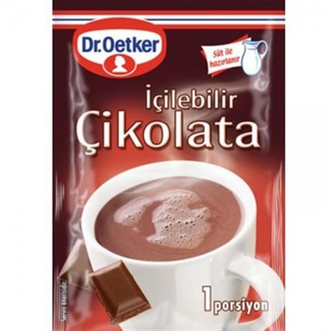 Dr.Oetker İçilebilir Çikolata 28 Gr