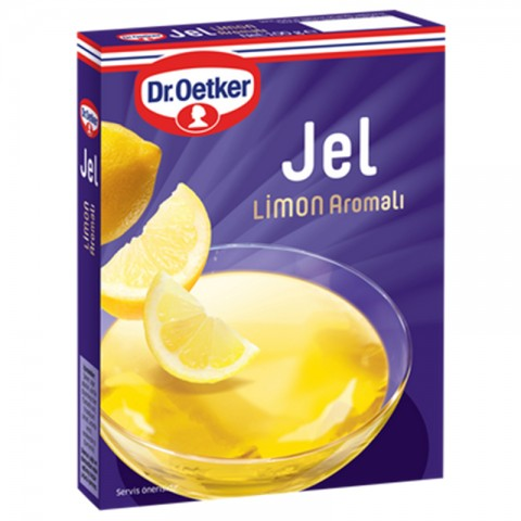 Dr.Oetker Jel Limon Aromalı 100 Gr