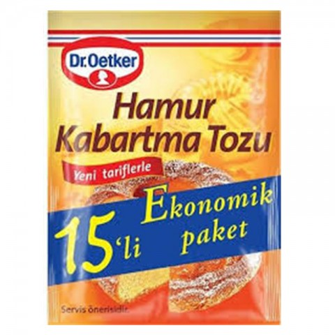 Dr.Oetker Kabartma Tozu 15'li 150 Gr