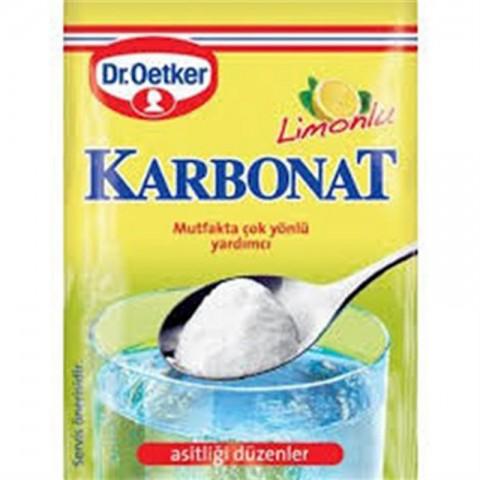 Dr.Oetker Karbonat Limonlu 5'li