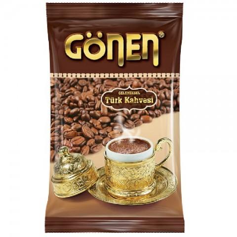 Gönen Çekilmiş Kahve 250 gr