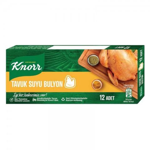 Knorr Bulyon Tavuk Suyu 6 Lt 12'li