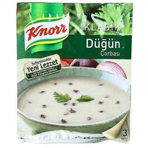 Knorr Düğün Çorbası 12'li