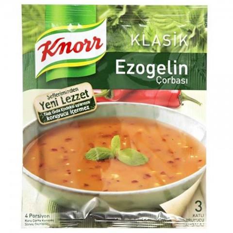 Knorr Ezogelin Çorbası 12'li