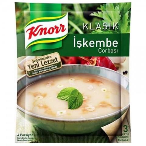 Knorr İşkembe Çorbası 12'li