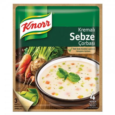 Knorr Kremalı Sebze Çorbası 12'li