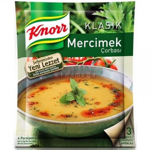 Knorr Mercimek Çorbası 12'li