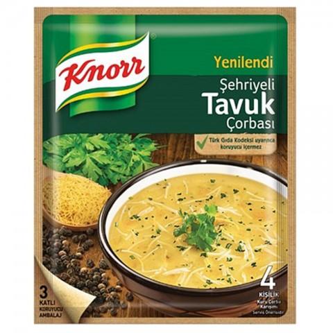 Knorr Şehriyeli Tavuk Çorba 12'li