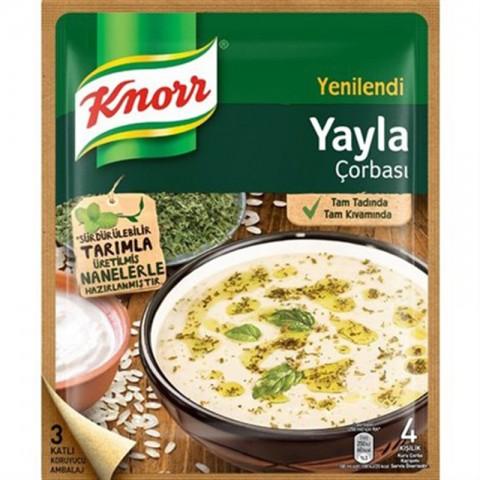 Knorr Yayla Çorbası 12'li