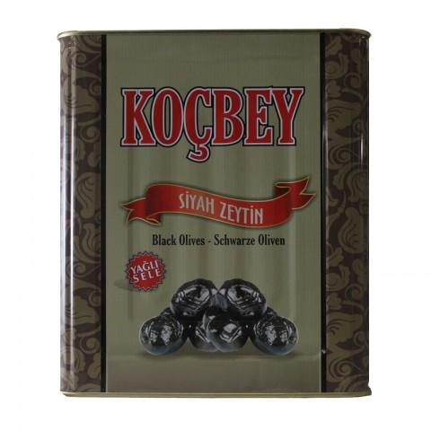 Koçbey 321-350 Siyah Zeytin 10 kg