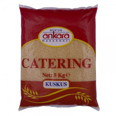 Nuh'un Ankara Catering Kuskus Makarna 5 Kg
