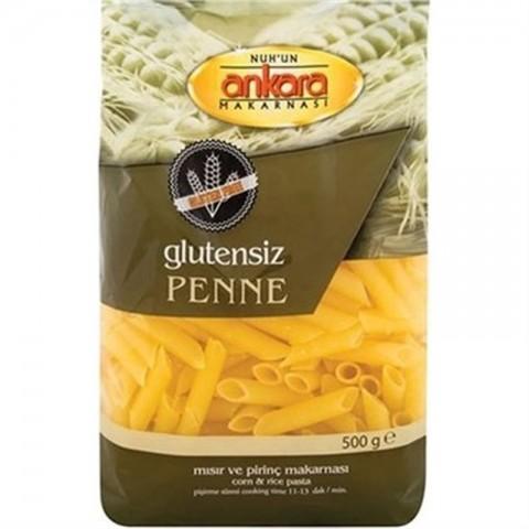 Nuh'un Ankara Glutensiz Penne 500 Gr