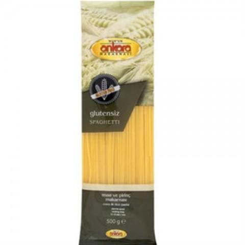 Nuh'un Ankara Glutensiz Spaghetti 500 Gr