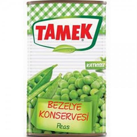 Tamek Bezelye Konserve 4,2 Kg